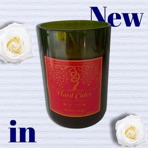 NEW Hard Cider Candle